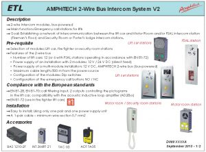 Intercom-System-V2