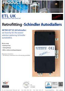 Retrofitting--Schindler